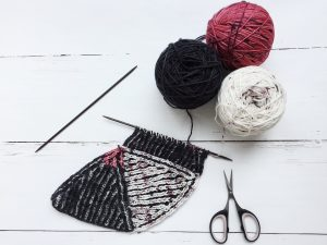 Brioche breien Knit&Knot beurs