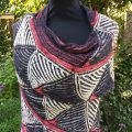Brioche breien sjaal