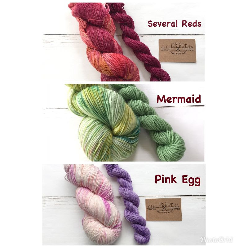 Yarn kits sock knitting pattern